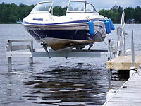 Aluminum Docks and Boatlifts for Sale