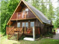 Short Term House Rental 3 bedrooms fully furnished Log Cabin £650 per month + Utilities