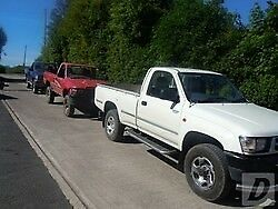 Toyota hilux pick up wanted