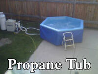 Hot Tub Party Rental