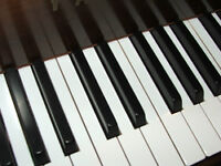 In Home Piano Lessons in Westdale and Dundas