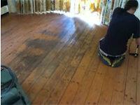 Wooden floor specialist- floor sanding, laying, renovations