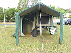 Camper Trailer for quick sale Kingston Logan Area Preview
