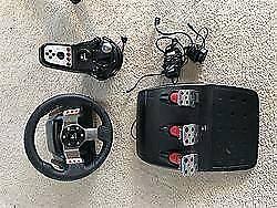 Logitech g27 steering wheel