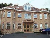 SPACIOUS & MODERN UNFURNISHED 1 BED FIRST FLOOR FLAT SITUATED IN BOURNEMOUTH TOWN CENTRE WITH PARKIN
