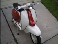 scooter or motor bike wanted anything considered