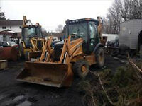 2001 Case 580M Series 2 Backhoe selling by Auction!