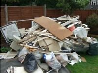 rubbish removal/clearance skip