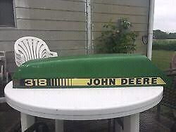 Looking for 200 or 300 series hood john deere