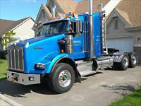 2009 Kenworth T800 Tandem Highway Tractor selling by Auction!