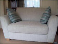 DFS Sophia sofa's in excellent condition for sale
