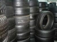 PARTWORN TYRES AVAILABLE £15