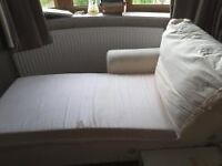 Free: Ikea Chaise Longue Ektorp two seater.