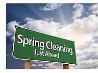 GET YOUR SPRING CLEAN 🌼