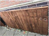 3ft fence panel