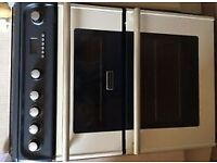 Cannon Gas Double Oven And Hob