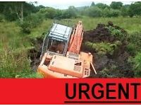 EXCAVATORS - HITACHI AND MORE - FOR EXPORT? CALL NOW! SELL NOW!
