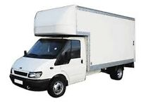 24/7 man and van hire house office flat home or room move and rubbish removals delivery services
