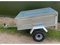 New Maypole 6812 General Purpose Small Trailer