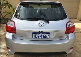 2011 Toyota Corolla Ascent Sport **12 MONTH WARRANTY** West Perth Perth City Area Preview