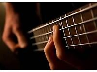 Bass Player Required for Soul / Motown / Function Band