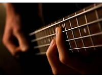 Bass player required for soul/motown/function band