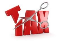 Accountancy and Tax Services from £50+VAT pcm