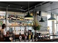 Part time bar back required for awesome city centre gastro pub! Great rates of pay in a great team.