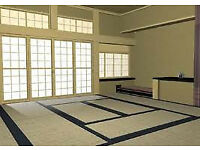 Wanted in Stoke on Trent - 1000 to 1500 sq foot of open space for martial arts classes / practice.