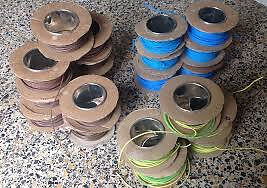 old electrical cables wanted electricians etc £1.20 / kg