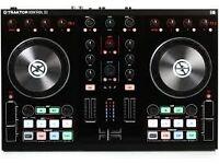 Native Instruments Traktor Kontrol S2 Mk2 Digital DJ Controller