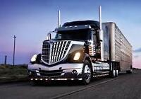Can't find a carrier or get financed?  Become an owner operator!