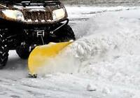 Driveway Snow Clearing Service: Clearwater, Vavenby and Area