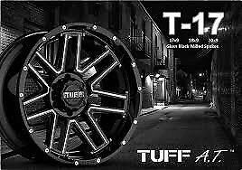 17 inch TUFF T-17 brand new on special  Caboolture Caboolture Area Preview