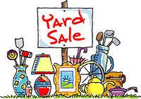 Yard Sale 112 Fairview Dr. 8am-12pm
