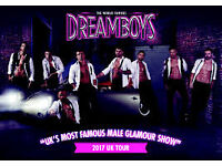 The Dreamboys at Oxford TWO FOR PRICE OF ONE