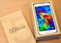 *QUICK SALE* Samsung g S5 16 gig NEW WHITE WITH BILL