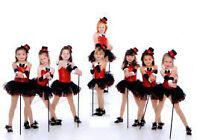 Great Opportunity Full Time Competitive Dance Program Services