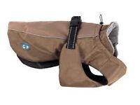 Gor Pets Active Dog Jacket,30-inch, Brown Fusion