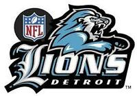 DETROIT LIONS TICKETS TO MANY HOME GAMES AT FORD FIELD