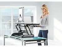 DeskRite 100 Sit to Stand Desk (Cordless Mouse included) :O) £175.00
