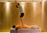 TuiNa and Ashiatsu massotherapy