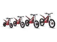 OSET WANTED two pit paddock monkey mini bike CRF PW Honda Yamaha Kawasaki Suzuki trials MX motocross
