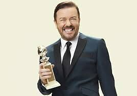 Ricky Gervais Live - TOMORROW (4/12/16) Theatre Royal Bath (Standing Tickets £30)