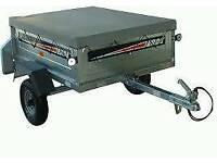 102 erde tipping trailer