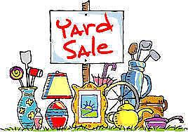 Neighborhood Garage Sale -Oakridge Meadows