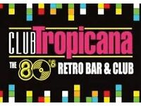 GLASS COLLECTORS REQUIRED FOR CITY CENTRE NIGHTCLUB!!!