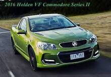 Holden Commodore vf v6 motor and 6 speed gearbox (not a vehicle) Evelyn Tablelands Preview