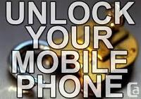 Sick of your network? Go with another one, we unlock any phone!