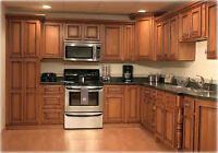 Kitchen Cabinets, Reno, Refinishing and Renew of Kitchen & Bath